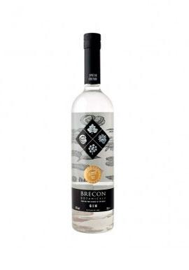 Gin Penderyn Brecon Botanicals 70cl 43%, Pays De Galles