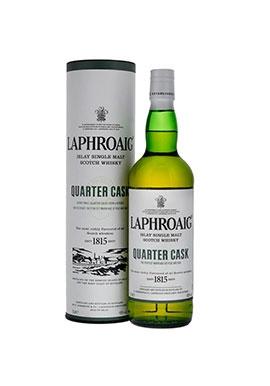 Whisky Laphroaig Quarter Cask Single Malt  48% 70cl, Islay, Ecosse