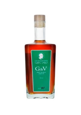 Liqueur G&V Fruit & Spice 50cl 26%, Suisse