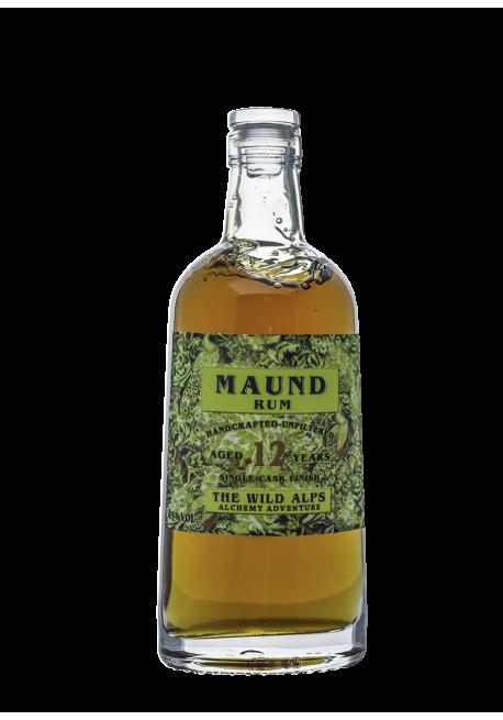 Rhum Maund 12 years 50cl 45%, Suisse