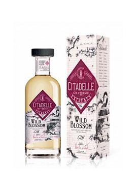 Gin Citadelle Extreme Wild Blosson 42.6% 70c, France