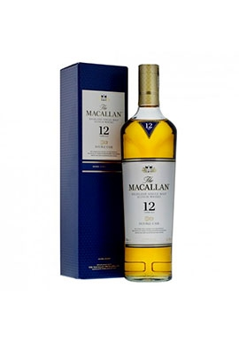 Whisky Macallan 12 ans  Double Cask 70cl 40%,  Ecosse / Speyside
