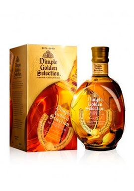 Whisky Dimple Gold Selection 70cl 40%, Ecosse