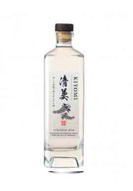 Rhum Kiyomi Japonese 70cl 40%, Japon