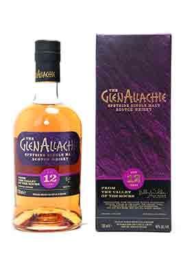 Whisky GlenAllachie Speyside 12ans 70cl 46%, Ecosse / Speyside