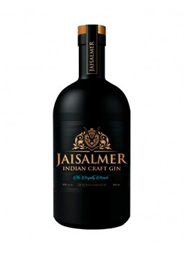 Gin Jaisalmer Indian Craft 70cl 43%, Inde