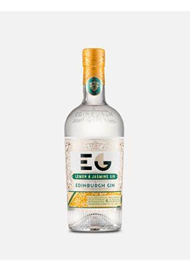 Gin Edinburgh Lemon & Jasmine 70cl 40%, Ecosse / Lowlands