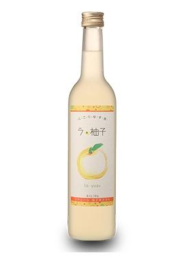 Liqueur Godo Shusei La Yuzu 50cl 14%, Japon
