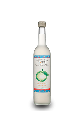Liqueur Godo Shusei La Okinawa (Shi-Kuwa-Sa - Owinawan citrus) 50cl 14%, Japon