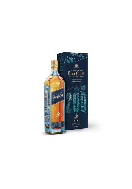Whisky Johnnie Walker Blue Label Icon 200th Celebration 70cl 43.8%