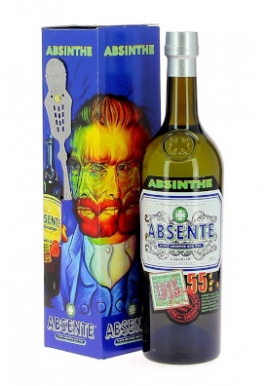 Absente 70cl 55% L'Absenthe, France