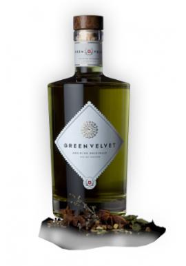 Absinthe Green Velvet Val.275 La Bleu 70cl 48%,Suisse