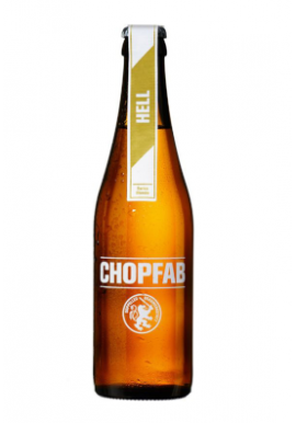 Bière Chopfab hell 33cl 5%, Winterthur, Suisse