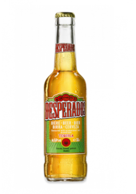Bière Desperados 33cl, 5.9%, France