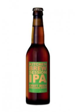 Bière Kitchen Brew Session IPA 33cl 4,5%, Suisse