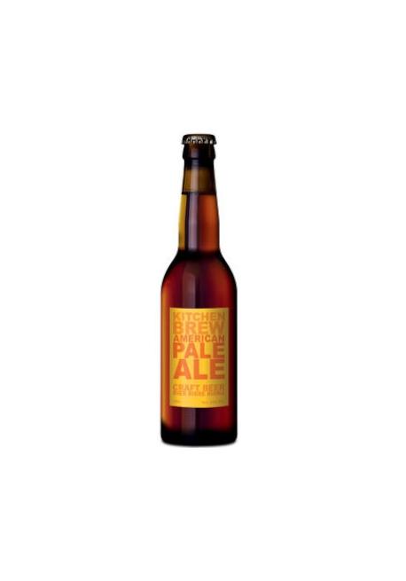 Bière Kitchen Brew American pale ale 33cl 5,5%, Suisse