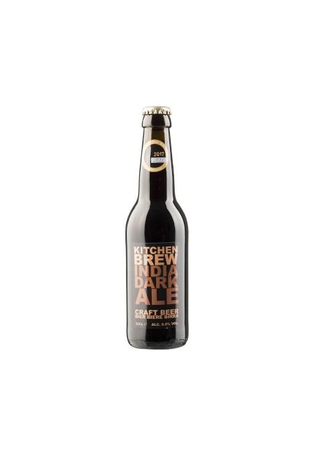 Bière Kitchen Brew India Dark Ale 33cl 6,5%, Suisse
