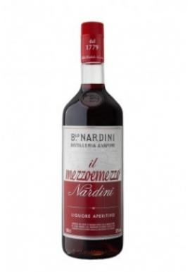 Apéritif Nardini Mezzoemezzo 1Lt 22%,  Italie / Venetie