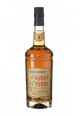 Cognac à l\'orange Morand 70cl 40%, Suisse