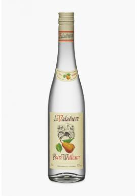 Eau de vie La Valadière Williams 70cl 37,5%, Suisse