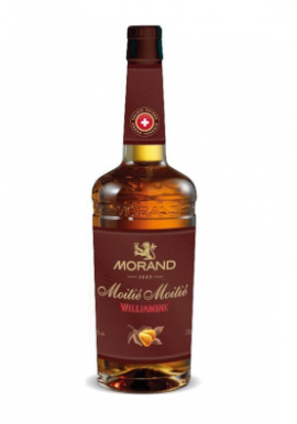 Liqueur Williamine Moitié Moitié Morand 70cl 36%, Suisse