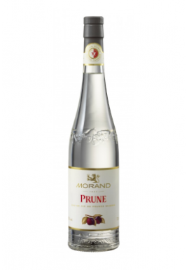Eau de vie Prune Morand 43% 70cl, Suisse