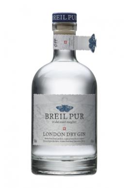 Gin Breil Pur 70cl 45%, Suisse