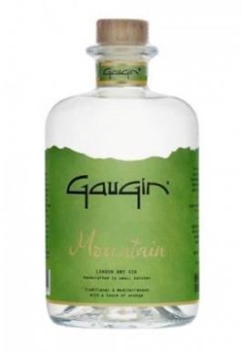 Gin Gaugin Montain 50cl 46%,  Belgique