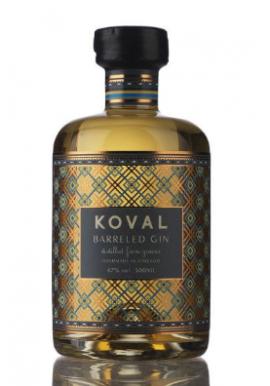 Gin Koval Barreled 50cl 47%, États-Unis