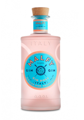 Gin Malfy Rosa 70cl 41%, Italie
