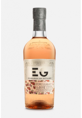Liqueur Edinburgh Pomegranate & Rose 50cl 20%, Royaume-Uni