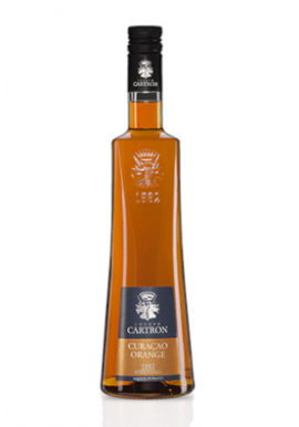 Liqueur Joseph Cartron Curaçao Orange 50cl 35%, France