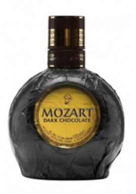 Liqueur Mozart Dark Chocolate 50cl 17%,  Autriche / Salzburg