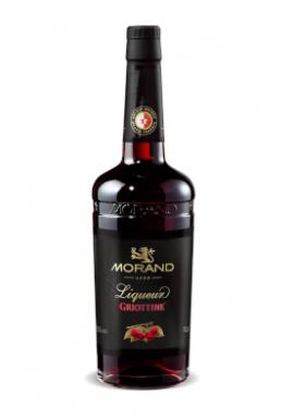 Liqueur Morand Griottine 70cl 35%. Suisse
