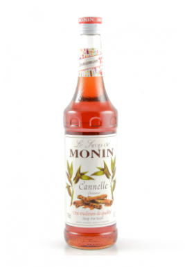 Sirop Monin Cannelle 70cl