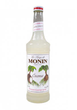 Sirop Monin Coco 70cl