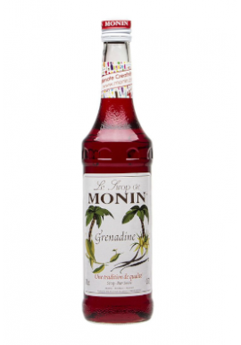 Sirop Monin Grenadine 70cl