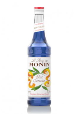 Sirop Monin Curacao Blue 70cl