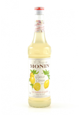 Sirop Monin Glasco Citron 70cl