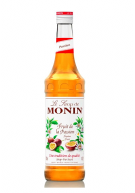 Sirop Monin Fruit de la Passion 70cl