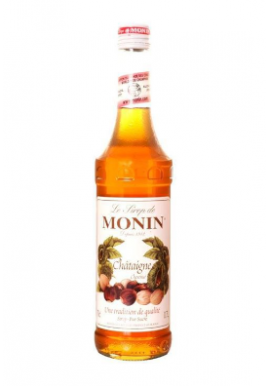 Sirop Monin Chataigne 70cl
