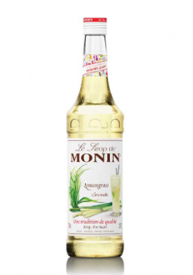 Sirop Monin Citronelle 70cl