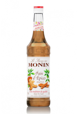 Sirop Monin Pain d\' Epices 70cl
