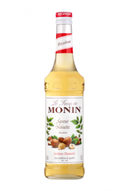 Sirop Monin Noisettes 70cl