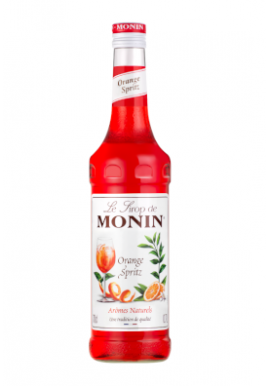 Sirop Monin Orange Spritz 70cl