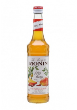 Sirop Monin Spicy Mango 70cl