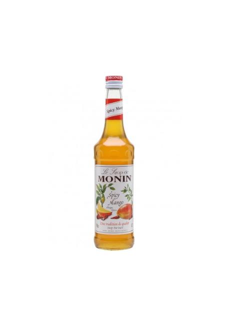 Sirop Monin Spicy Mango 70cl