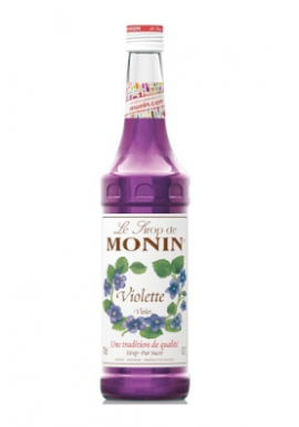 Sirop Monin Violet 70cl