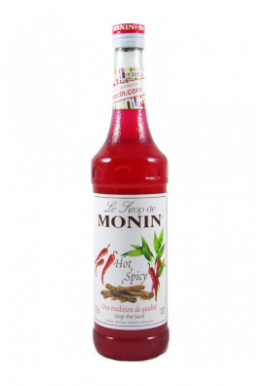Sirop Monin Spicy 70cl