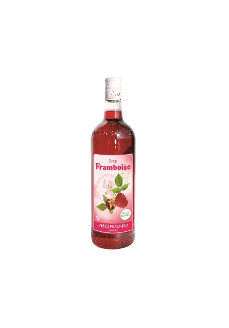 Sirop Morand Framboise pur Jus 100cl